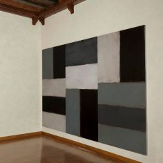 Sean Scully, Land Sea. Courtesy of the artist, Fondazione Volume and Timothy Taylor Gallery. Foto di Claudio Abate.